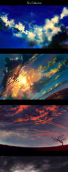Sky Collection by yuumei
