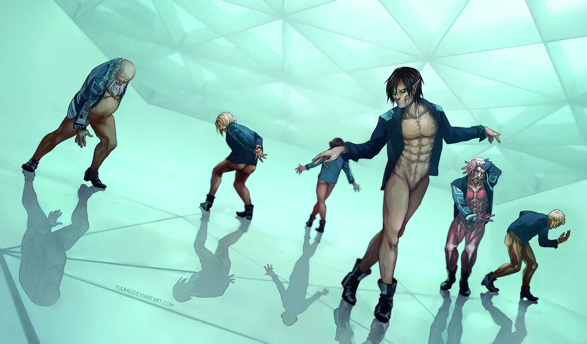 Attack on This Love by yuumei