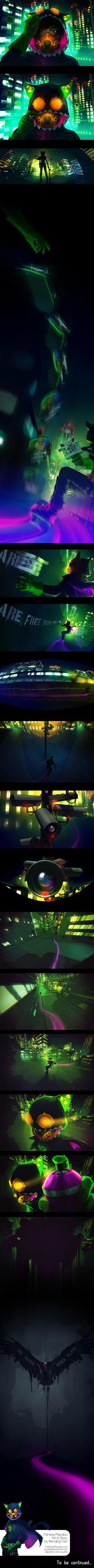 Fisheye Placebo: Ch1 [][][][][][][][] by yuumei