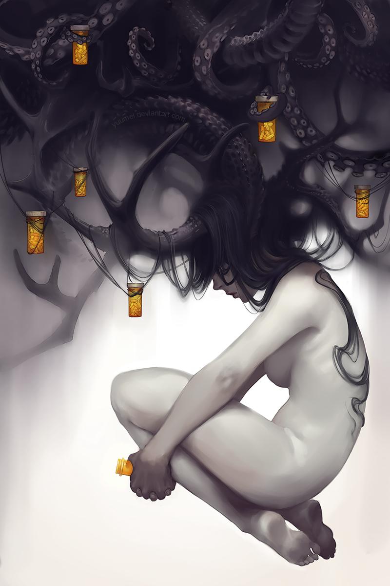 Dread by yuumei