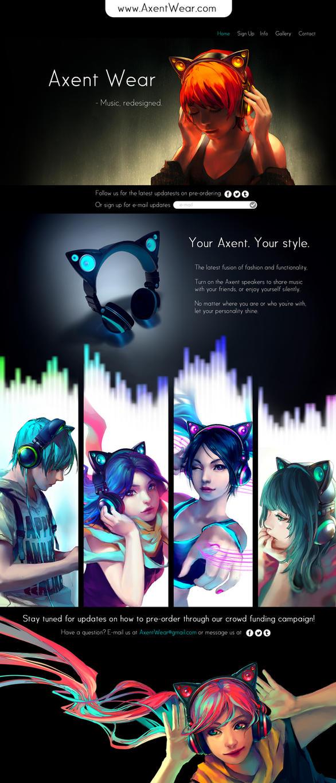 AxentWear.com by yuumei