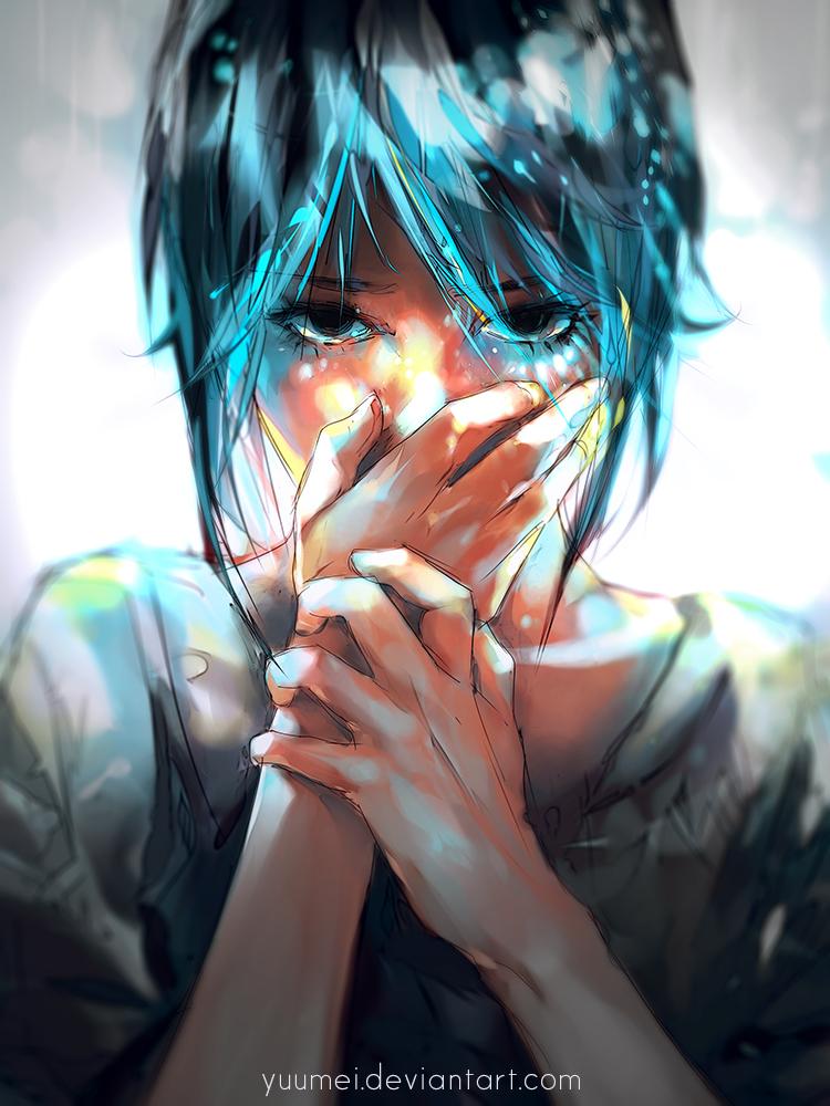 Dappled Light by yuumei