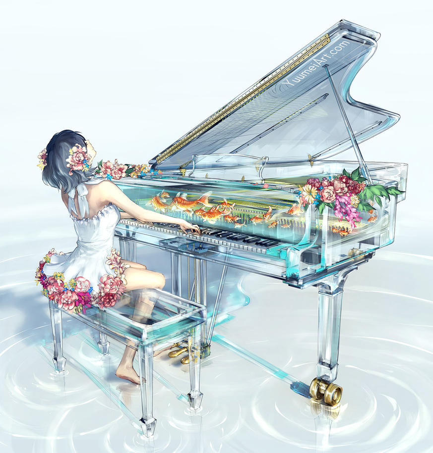 My Inner Sanctuary by yuumei