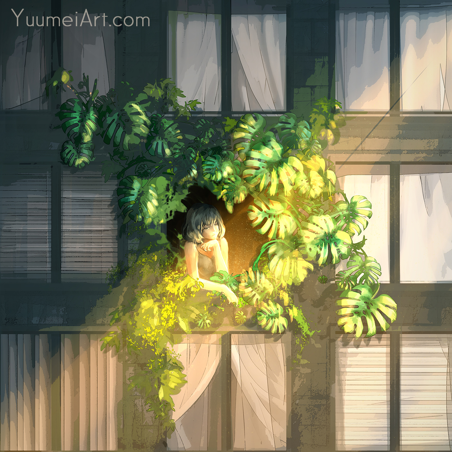 Lovely Sunday by yuumei