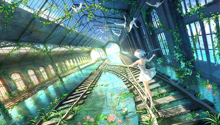 Life's Journey by yuumei