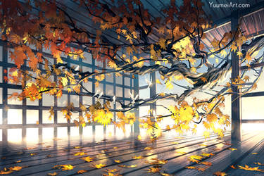 With Time by yuumei