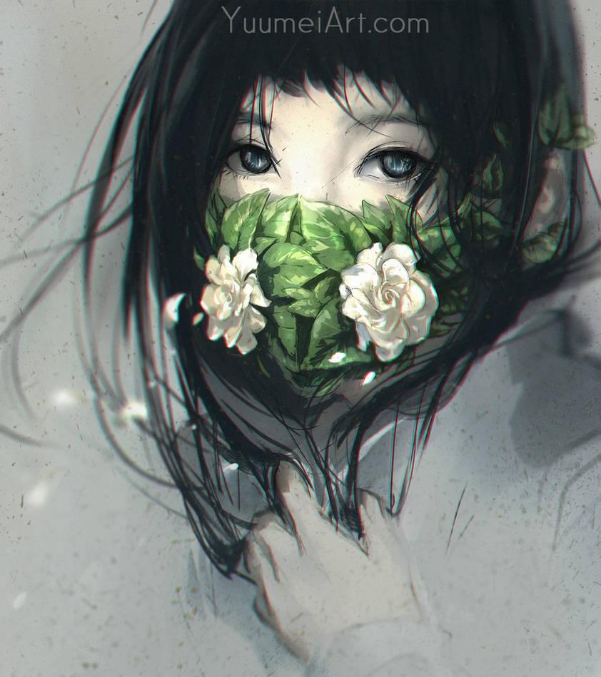 Breathe by yuumei
