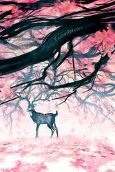 Spring Bringer by yuumei