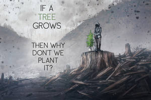 If a Tree Grows