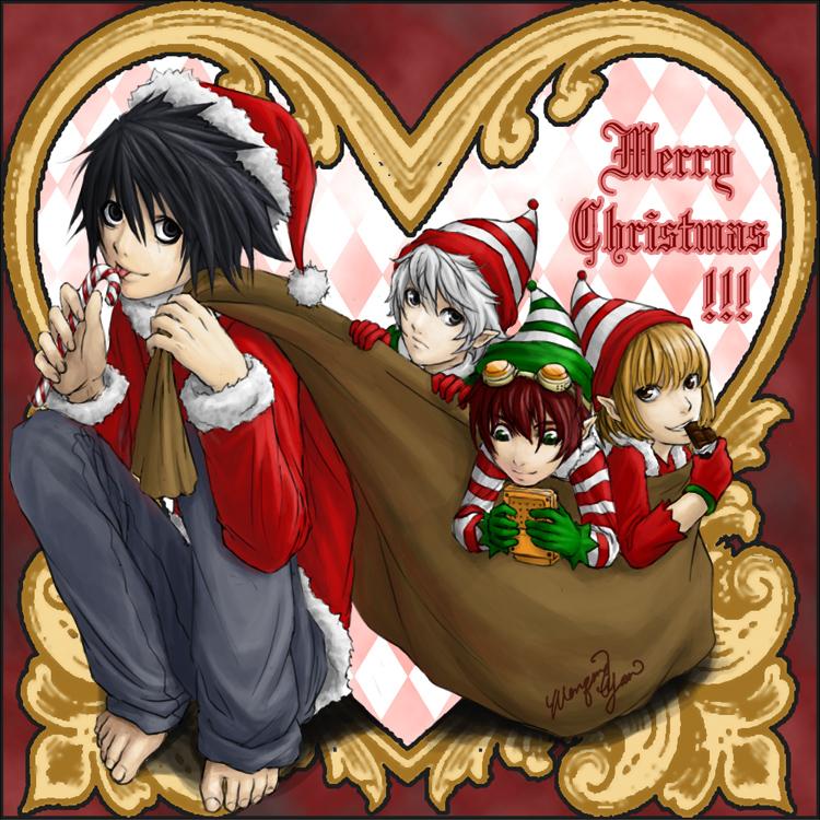 Death_Note_Christmas_by_yuumei.jpg