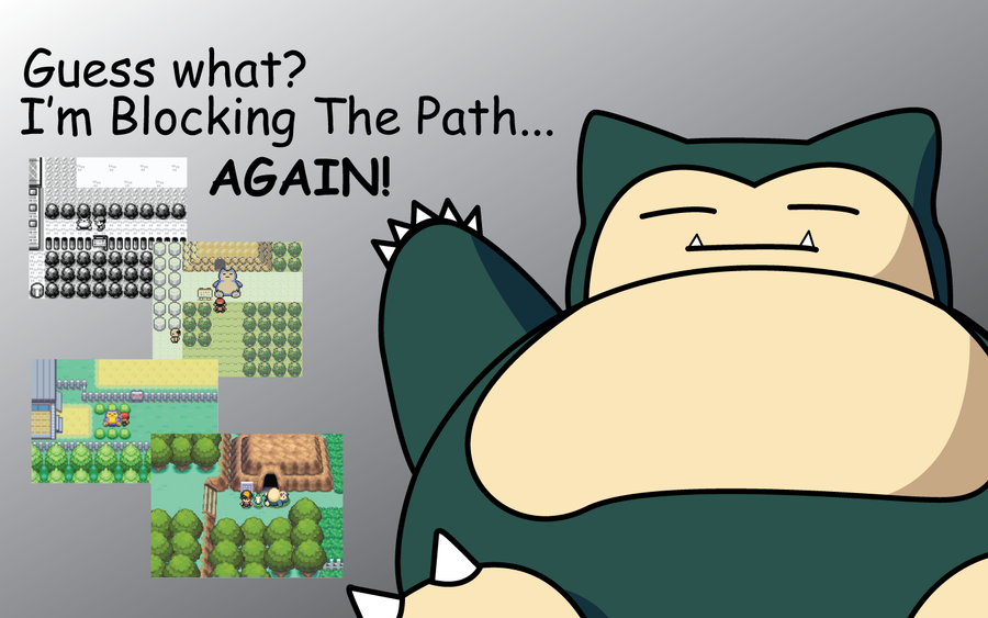 how to get past snorlax in pokemon fire red