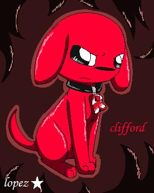 Clifford The Big Red Dog Meme Red Rocket
