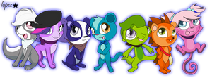 Lps Mystery Dungeon by lopez765