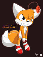 Tails Doll by lopez765