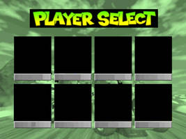{ Blank} Player Selecter Mario Kart 64 by lopez765