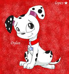 Dylan (101 Dalmatians Street) by lopez765