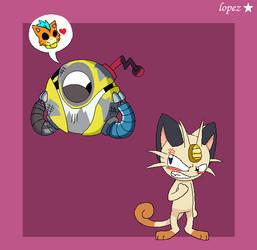 You Like It, Right (Pokemon/Final Space) by lopez765