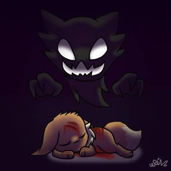 Human Cruelty (CreepyPasta Pokemon)  by lopez765