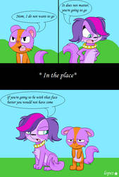 better you would not have come (Comic) by lopez765