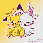 Pikachu X Ruby