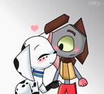 Love (DollyxRob)