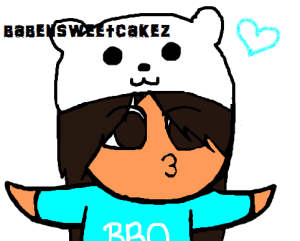 New ID by babehsweetcakez