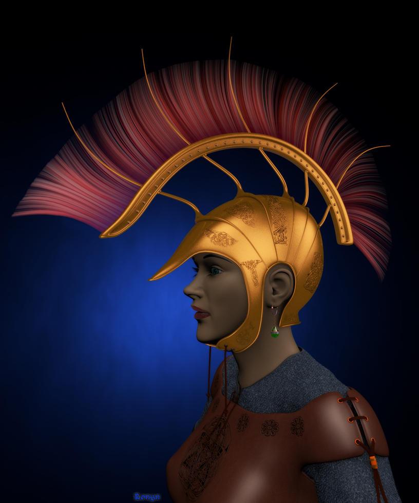 Helmet - Casco by The-Ronyn