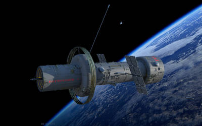 Satelite Pathfinder by The-Ronyn