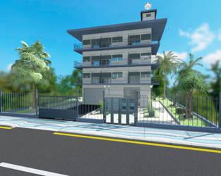Edificio by The-Ronyn