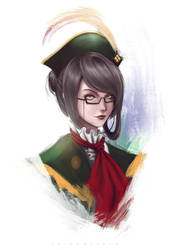 The Guildmarm by shidanesayo