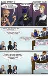 Mass Effect 2: Unsecret Club