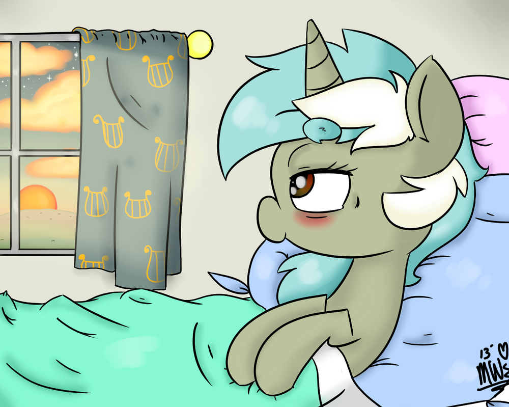 Rise and Shine, Lyra Heartstrings by PonyPocky317