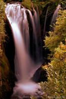 Roughlock Falls by Corvidae65