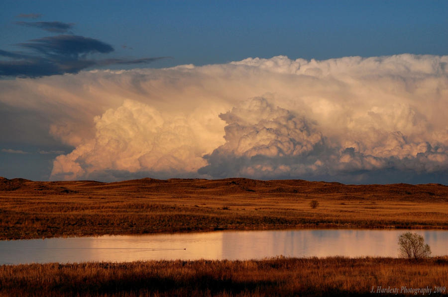 Prairie Thunder by Corvidae65
