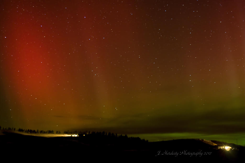 November Aurora by Corvidae65