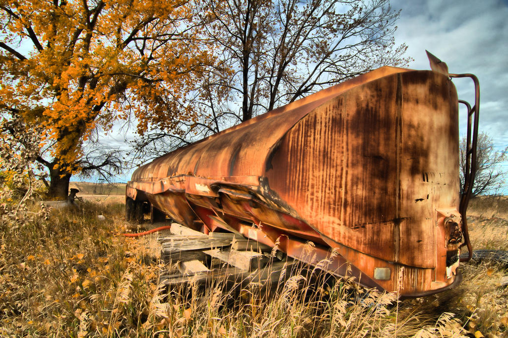 Hammond, Montana by Corvidae65