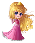 : Disney Doll : Aurora by MissElysium