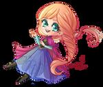 : Disney Doll : Anna