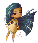 : Disney Doll : Pocahontas
