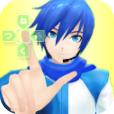 Kaito Flick Icon by MidnightMiku
