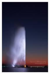 Jeddah's Fountain II
