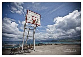 Basketball Everywhere by aymanko0o