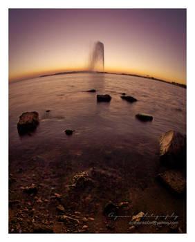 Jeddah's Fountain III