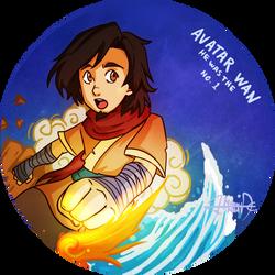 Avatar WAN by SonGohanZ