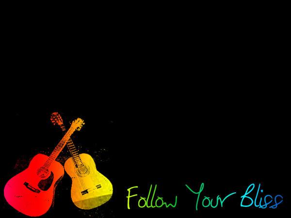 Follow your bliss wallpaper by kisani mcrmy on deviantart - Follow wallpaper ...