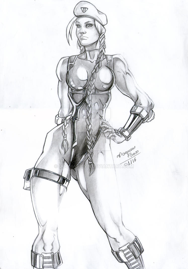 Cammy White 5 by dogmapaiva