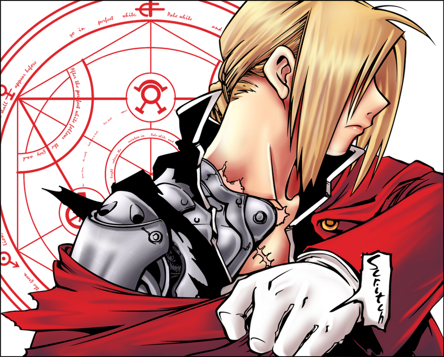 Edward Elric Art