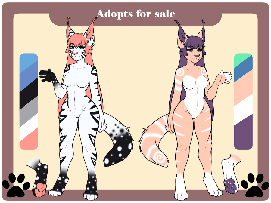 Adopts sell Lynxti by Line-arts