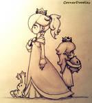Rosalina's Past