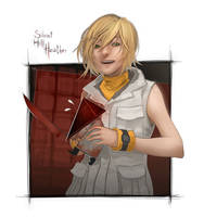Silent Hill - Heather by RoyalAstray